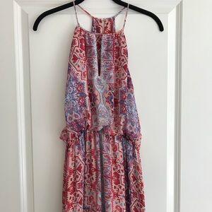 Parker Dresses - PARKER Abstract Geometric Print Maxi Dress